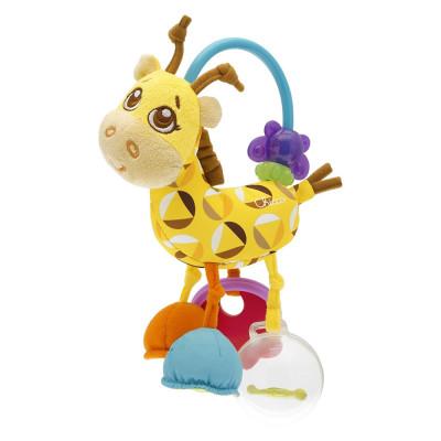 Игрушка-погремушка Жираф (07157.00)
