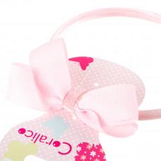 Обруч для волос Coralico Pink sugar 229107 ТМ: Coralico