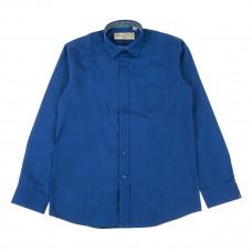 Рубашка Kniazhych Royal синяя, р. 158 Royl 592 ТМ: Kniazhych