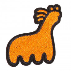 Нашивка Lumers оранжевая 41203 ТМ: Lumers