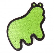 Нашивка Lumers зеленая 93708 ТМ: Lumers