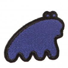 Нашивка Lumers синяя 101109 ТМ: Lumers