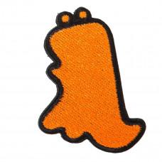Нашивка Lumers оранжевая 121211 ТМ: Lumers