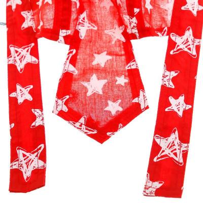 Бандана BluKids Starfish красная, р. 38-40 5112409 ТМ: BluKids