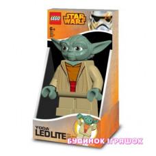 Фонарик IQ Мастер Йода светодиодный с ночником (LGL-TOB6T)