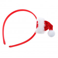 Обруч Coralico с шапочкой красный 858117 ТМ: Coralico