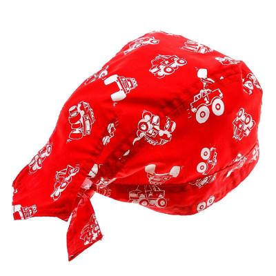 Бандана BluKids Racer in Red, р. 46-50 5343908 ТМ: BluKids