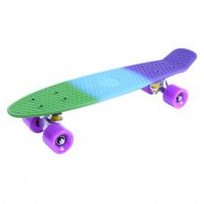 Скейт GO Travel Fuzion 56 cм (LS-P2206F)