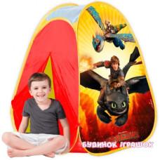 Детская палатка John Как приручить дракона (6003028)