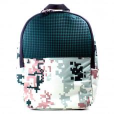 Рюкзак Camouflage Upixel Зелено-коричневый (WY-A021Q)
