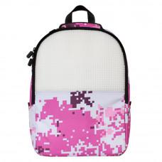 Рюкзак Upixel Camouflage Розово-белый (WY-A021B)