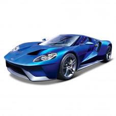 Автомодель Maisto серии AllStars Ford GT (81238 blue)
