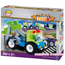 Конструктор COBI серии Monster Trux Мусоромонстр (COBI-20057)