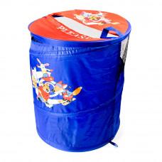 Бочка для игрушек DEVIK Play Joy голубая 46 х 57 см (Т0303C)