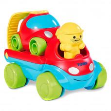 Машинка Tomy 3 в 1 Спасательный автомобиль (T72422)