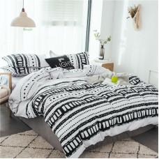 Комплект постельного белья Узор  (евро)