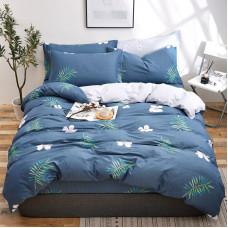 Комплект постельного белья Тропический цветок (евро)