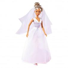 Кукла Штеффи в свадебном платье Simba классическое платье (5733414/5733414-1)