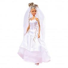 Кукла Штеффи в свадебном платье Simba стильная (5733414/5733414-2)