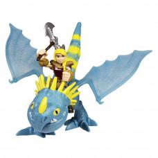 Игровой набор Астрид и дракон Громгильд Как приручить дракона (SM66594-3)