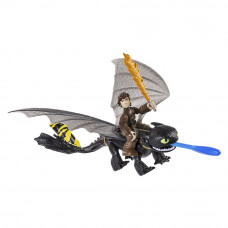 Набор игрушек Dragons Иккинг и Беззубик (SM66594-7)