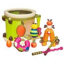 Музыкальный инструмент Барабан Парам-Пам-Пам Battat (BX1007Z)