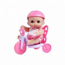 Пупс Мими на велосипеде JC Toys JC16972-2 (4105008)