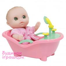 Пупс JC Toys Малыш с ванночкой (JC16912-3)