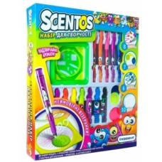 Ароматный набор для творчества Scentos Озорные узоры (42145)