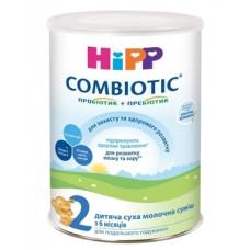 Сухая молочная смесь HiPP Combiotic 2, 350 г