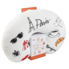 Подушка-подголовник Tigres Париж (ПД-0238)