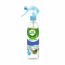 Ароматизатор воздуха Air Wick Aqua Mist Прохлада льна и свежесть сирени, 345 мл