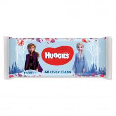 Салфетки влажные Huggies Frozen, 56 шт