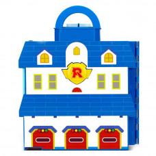 Кейс-гараж Robocar Poli штаб Поли (83319)