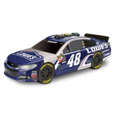 Машинка Road Rippers Jimmie Johnson lowes Chevrolet Веселые гонки свет звук (33633)