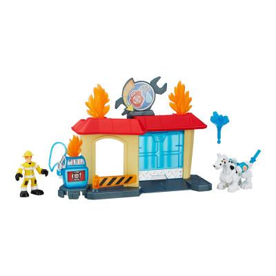 Набор игрушечный Hasbro Спасательная станция (B4963/B4964)