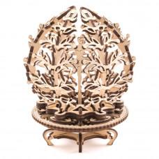 Механический 3D пазл Механический цветок Ukrainian Gears (70019)