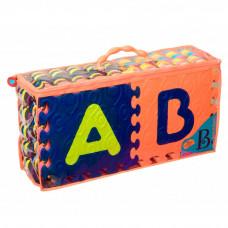 Детский развивающий коврик пазл Battat ABC (BX1210Z)