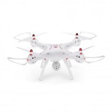 Квадрокоптер Syma X8SC HD camera белый 50 cм (X8SC)