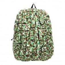 Рюкзак Blok Full MadPax зеленый майнкрафт (KZ24484101)