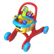 Игрушка для катания Chicco Happy Shopping First Steps (07655.00.18)