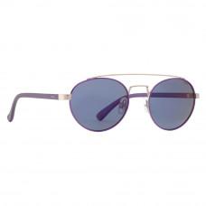Солнцезащитные очки для детей INVU фиолетово-золотые (K1700C)