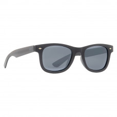 Солнцезащитные очки для детей INVU черные (K2610D)