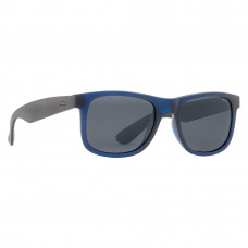 Солнцезащитные очки для детей INVU черно-синие (K2707B)