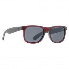 Солнцезащитные очки для детей INVU черно-вишневые (K2707C)