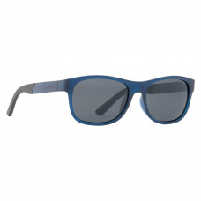 Солнцезащитные очки для детей INVU черно-синие (K2708A)