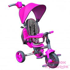 Детский велосипед Y STROLLY Compact розовый (100899)