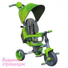 Детский велосипед Compact Y STROLLY зеленая мозаика (100911)