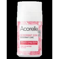 Органический роликовый дезодорант-уход Acorelle Дикая роза, 50 мл