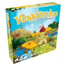 Настильна игра Доминошное королевство Feelindigo (FI17009)